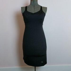 MIKA YOGA Black Athletic Dress EUC